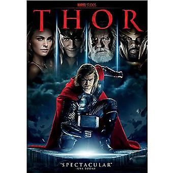 Thor [DVD] USA import