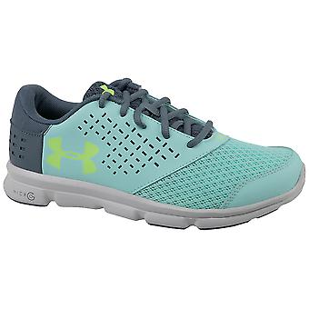 Under Armour GGS Micro G Rave RN 1285435-942 Kids running shoes