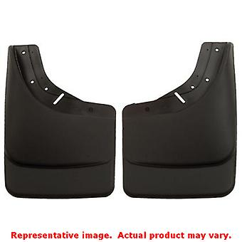 Husky Liners 56221 Black Custom Molded Mud Guards Front FITS:CHEVROLET 1988 - 1