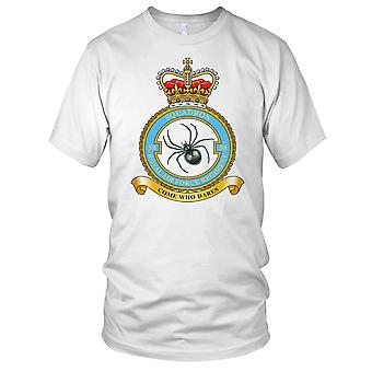 RAF Royal Air Force 58 Regiment Geschwader Herren-T-Shirt
