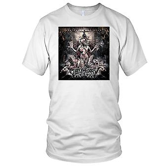 Belphegor Black Metal Demonic Band Kids T Shirt