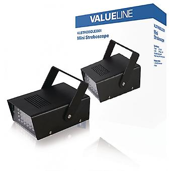ValueLine LED Strobe lighting 24 Leds