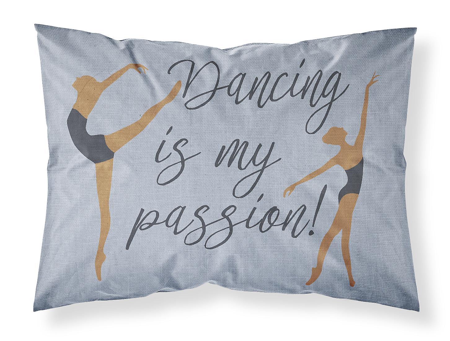 D'oreiller Danse La Passion Est Taie Ma Tissu Standard 7y6Ybfgv