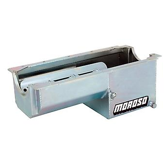Moroso 21019 Oil Pan for Chevy Small-Block/Dart/Rocket Engine Blocks