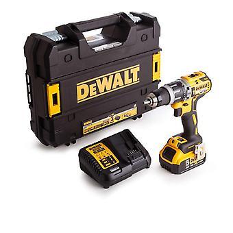 DeWALT DCD796P1-GB 18V Brushless G2 Hammer Drill Driver - 5.0Ah