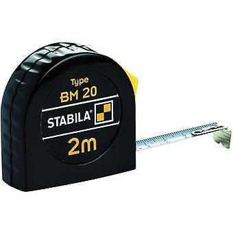 Tape measure 5 m Steel Stabila BM20 BM20