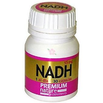 Pinisan NADH 15 mg. 30cap. (Sport, energi, Intra-udholdenhed)