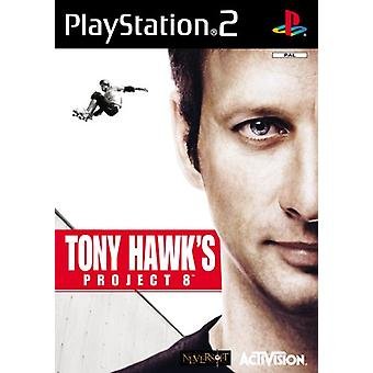 Tony Hawks Projekt 8 (PS2)