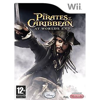 Pirates Of The Caribbean ved verdens ende (Wii)
