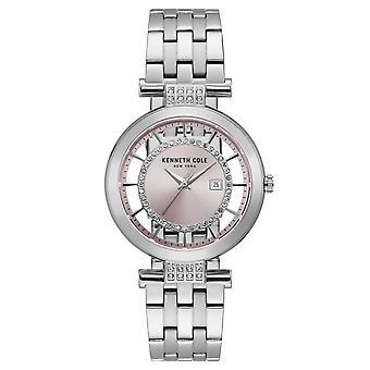 Kenneth Cole New York women's wrist watch analog quartz stainless steel KC15005011