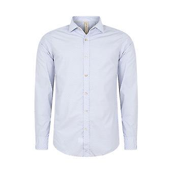 Fabio Giovanni Piccoli Shirt - Mens High Quality Italian Poplin Cotton Casual Shirt