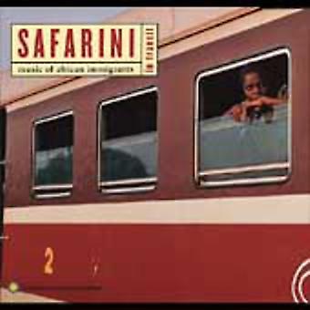 Safarini in Transit-muziek O - Safarini in Transit-muziek van een [CD] USA import