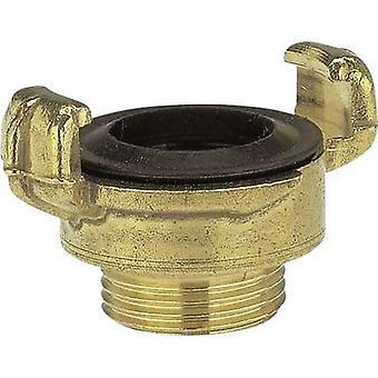 Brass Lock claw coupling - threaded piece Jaw coupler, 33.25mm (1) OT