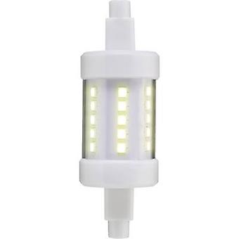 Sygonix LED R7s Tubular 4.5 W = 40 W Warm white (Ø x L) 27 mm x 78 mm EEC: A+ 1 pc(s)