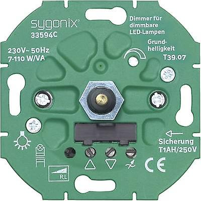 Sygonix Insert Dimmer SX.11 33594C