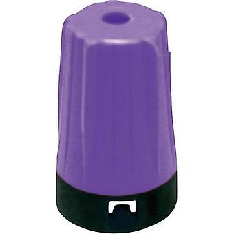 Cable sleeve Neutrik BST-BNC-7CON Violet 10 pc(s)