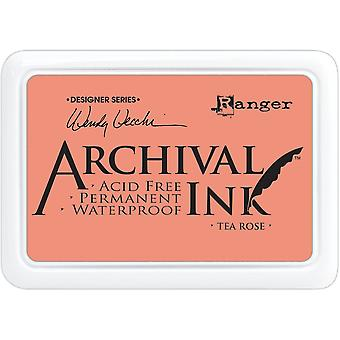 Wendy Vecchi Designer Series Archival Ink Pad-Tea Rose