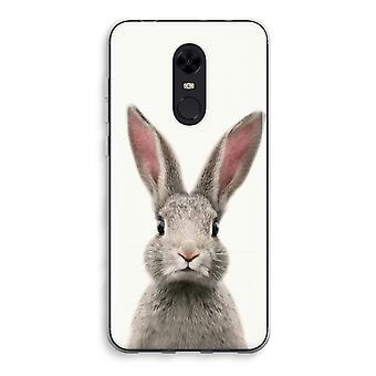 Xiaomi Redmi 5 Transparent Case (Soft) - Daisy