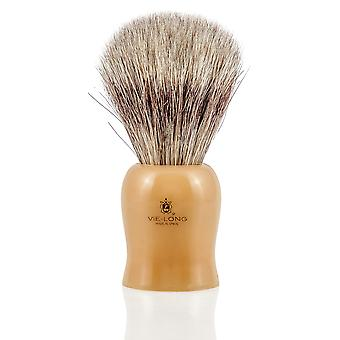 Vie-Long 14092 Mix Badger and Horse Hair Shaving Brush