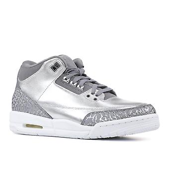 Air Jordan 3 Retro Womens Hc 'Chrome' - Aa1243-020 - schoenen
