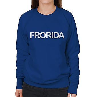 Frorida Women's Sweatshirt