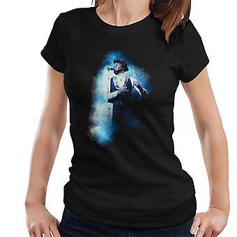 TV Times James Brown Retro Waistcoat 1979 Women's T-Shirt