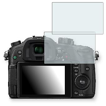 Panasonic Lumix DMC-GH4 display protector - Golebo crystal clear protection film