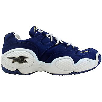 Reebok Slingshooter Classic Navy/White-Metallic Gold-Platinum 6-37422