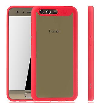 Ultra slim case for Huawei honor 9 mobile case protection cover Red