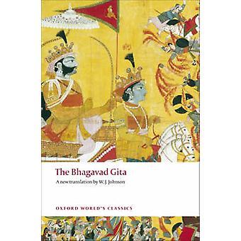 البهاغافاد غيتا دبليو جيه جونسون-كتاب 9780199538126