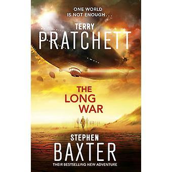 The Long War by Terry Pratchett - Stephen Baxter - 9780552167758 Book