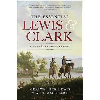 L'essentiel Lewis & Clark par Meriwether Lewis - livre 9781426217173