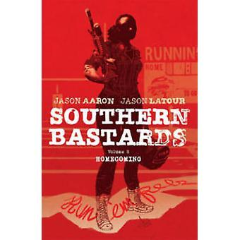 Bastardi meridionale - Volume 3 - ritorno a casa di Jason Latour - Chris Brunn
