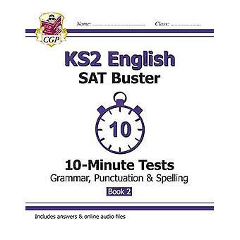 KS2 Englisch SAß Buster 10-Minuten-Tests - Grammatik - Zeichensetzung & Zauber