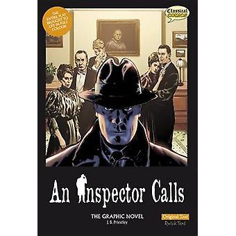 An Inspector Calls the Graphic Novel - Original Text (British English