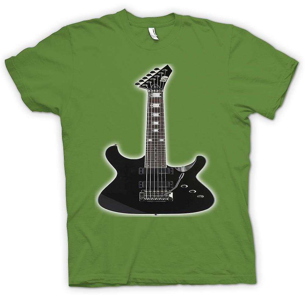 Mens t-skjorte - ESP metall LTD - gitar