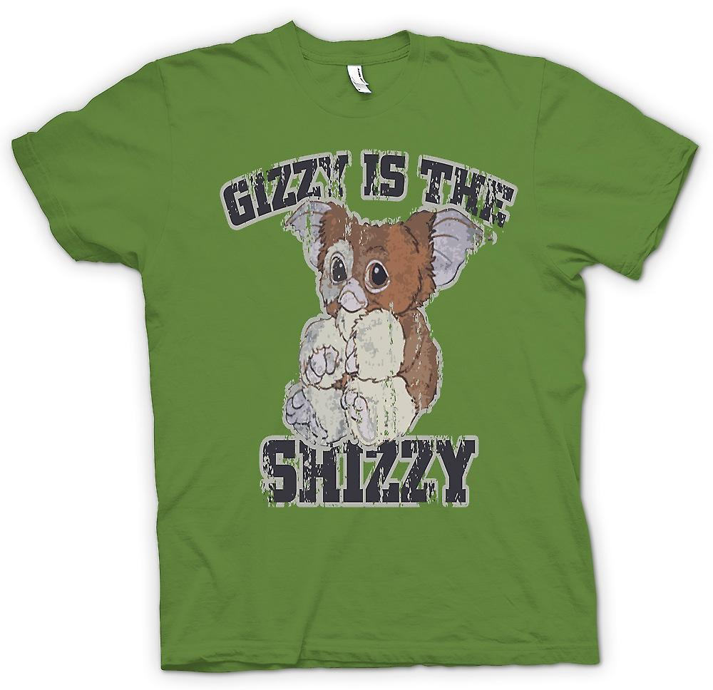 Mens T-shirt - Gizzy Is The Shizzy - Gremlins