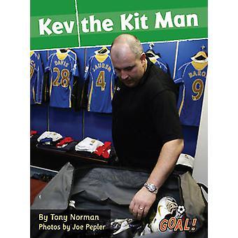 Kev l'homme Kit - niveau 2 par Tony Norman - livre 9781841678351