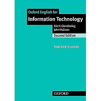 Oxford Inglês para tecnologia da informação: guia do professor