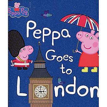 Peppa går til London - Peppa gris