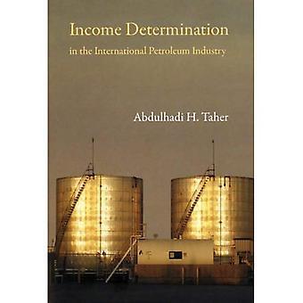 Bepaling van het inkomen in de internationale olie-industrie