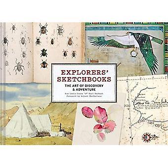 Grottforskare skissböcker: Konsten att Discovery & äventyr