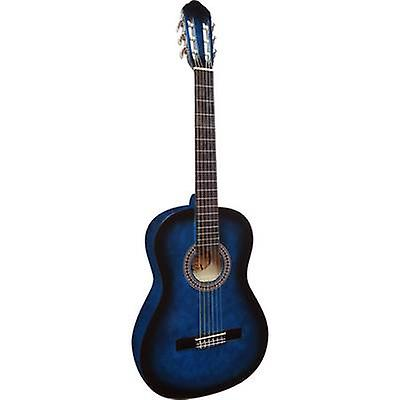 Guitare classique MSA MusikinstruHommeste C23 bleu 4 4