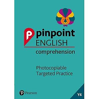 Pinpoint English Comprehension Year 4: Photocopiable Targeted Practice (Pinpoint)