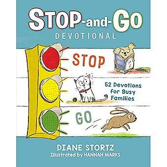 Stop-and-Go Dewocjonalia: 52 nabożeństwa dla rodzin zajęty