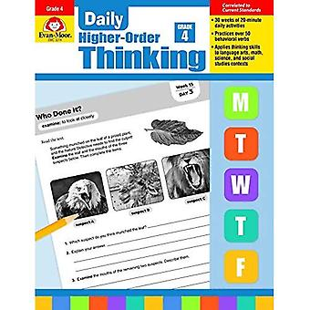 Daily Higher-Order Thinking,� Grade 4 (Daily Higher-Order Thinking)