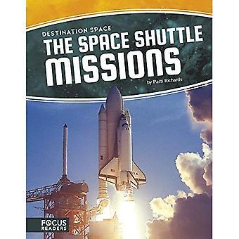 Espace de destination: Missions de la navette spatiale