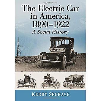 De elektrische auto in Amerika, 1890-1922: een sociale geschiedenis