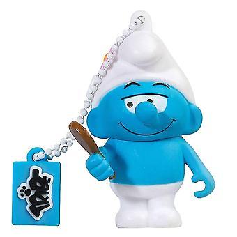 USB-Speicherstick für Smurfs Vanity