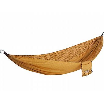 Thermarest Slacker Double Hammock - Curry Print